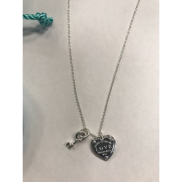 Tiffany co jewelry return to tiffanylove heart tag key pendant return to tiffany love heart tag key pendant aloadofball Gallery